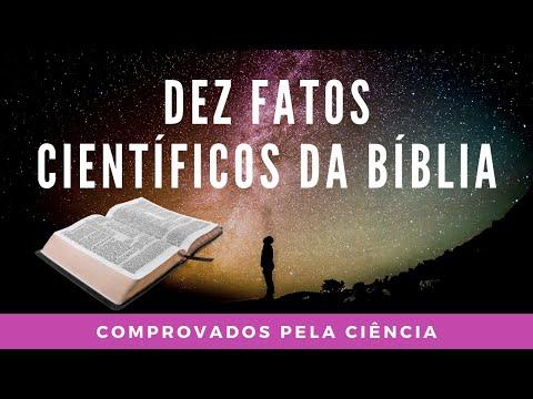 Dez Fatos Cientficos Contidos na Bblia e Comprovados At 3.000 Anos Depois
