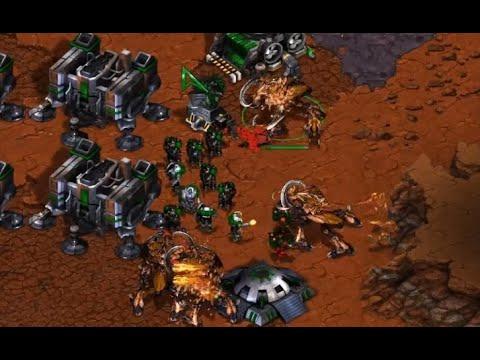 Casper (T) v Sziky (Z) on Colosseum - StarCraft - Brood War REMASTERED