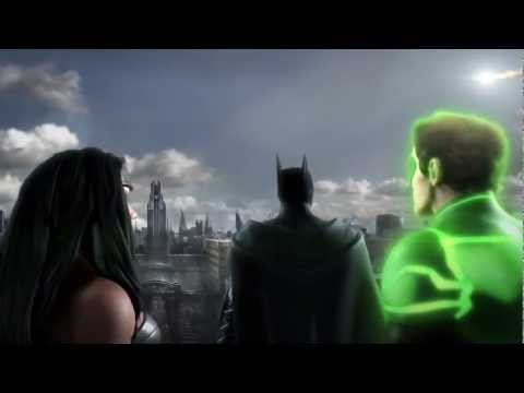 Infinite Crisis Turns The DC Comics Multiverse Into A MOBA Battleground