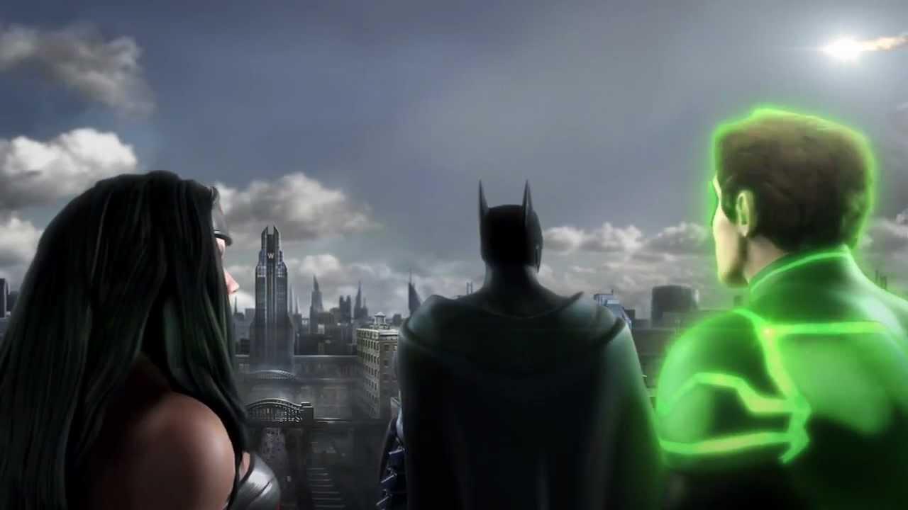 Infinite Crisis Turns The DC Comics Multiverse Into A MOBA Battleground
