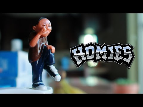 Homies: How These Capsule Toys Shaped Chicano Identity