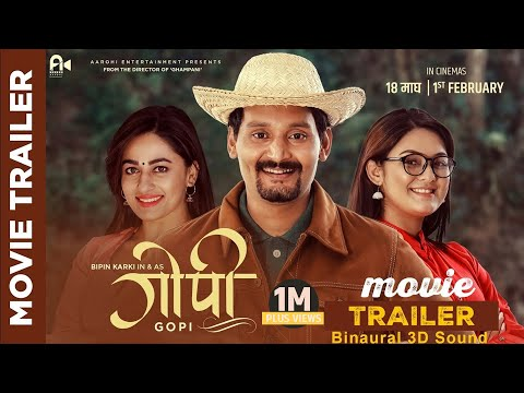 Nepali Movie Gopi Trailer