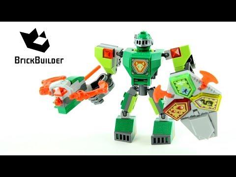 Vidéo LEGO Nexo Knights 70364 : La super armure d'Aaron