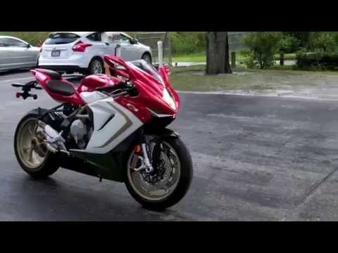 2015 MV Agusta F3 800 AGO Walkaround Video at Euro Cycles of Tampa Bay
