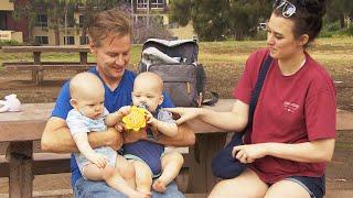 Twins Meet Their Famous Sperm Donor Grandpa