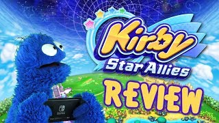 Kirby Star Allies Review │ If You Can't Eat 'Em, Join 'Em
