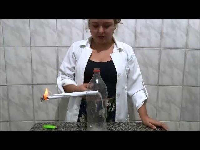 Experimentos de Termologia - Ciências Biológicas