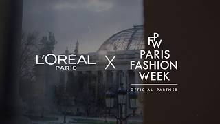 L`oreal ¡Empieza Paris Fashion Week 2019! anuncio