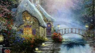 Dream places...art of T.Kinkade