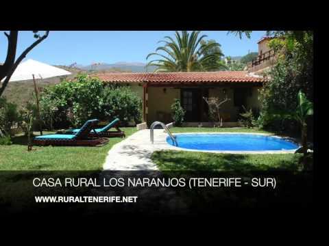 Casa Rural Los Naranjos (Arico - Tenerife Sur)