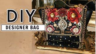 DIY Luxury Dolce and Gabbana Bag