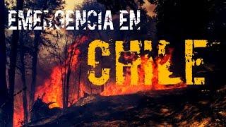 Catastrofe en Chile: El fuego ha afectado 47.000 hectáreas de vegetación