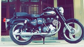 (part 67)Bullet Modified 350 standard and classic!Modified bullet in Punjab !!