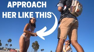 How To Approach A Woman The Right Way