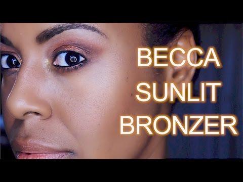 Sunlit Bronzer by BECCA #5