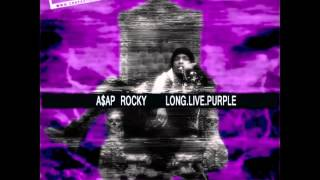 A$AP Rocky - PMW (All I Really Need) (Feat. Schoolboy Q) (Chopped Not Slopped)