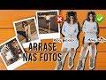 MELHORES POSES PARA FOTOS 5 Poses fáceis para o instagram Viihrocha