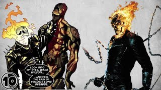 Top 10 Hidden Abilities You Didn't Know Ghost Rider Had