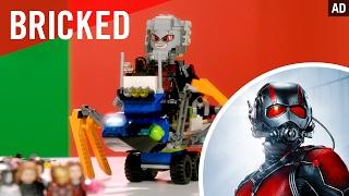 Marvel's Captain America: Civil War | LEGO Bricked by Disney