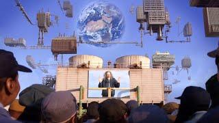 【喵嗷污】上帝开了家公司管理地球,但发现管理太麻烦,于是决定炸掉地球