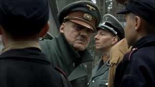A silent day in Hitler's bunker I
