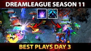 BEST PLAYS - GROUPSTAGE - Day 3 - STOCKHOLM MAJOR - DreamLeague Dota 2