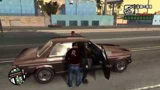 Grand Theft Auto San Andreas on Rage Engine