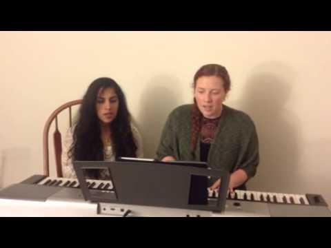 Say something (cover ft. Ranjana)