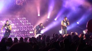 98 Degrees - Give Me Just One Night - Rosemont Theatre MY2K Tour