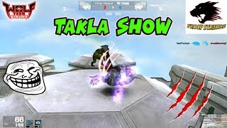 Proof Strikers Takla SHOW ! Wolfteam 2018