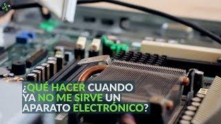 México tiene un grave problema con la basura electrónica y -casi- nadie está haciendo nada