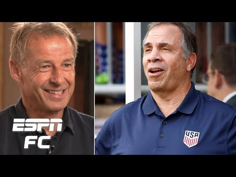 Jurgen Klinsmann knew U.S. Soccer was talking to Bruce Arena about replacing him | USMNT
