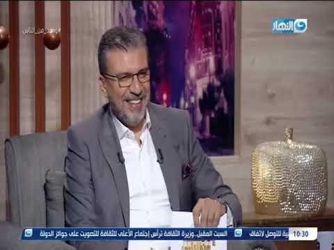 """محمد علاء: منعت أبنائي من مشاهدة """"البرنس"""""""