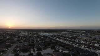 A short clip from an DJI FPV flight in Normal mode