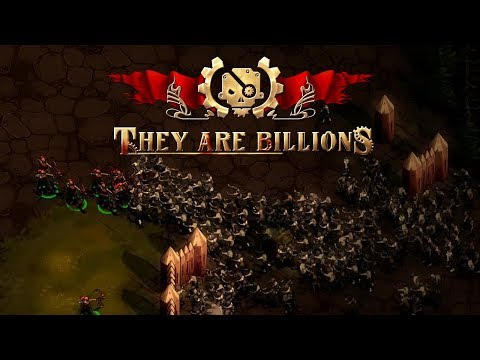 They Are Billions EA ➤ Rychlé Zombie