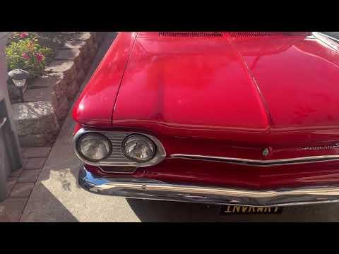 1963 Chevrolet Corvair Monza (CC-1412967) for sale in EL CERRITO, California