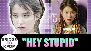 "Kpop Song By IU   ""BBIBBI"" Explained"