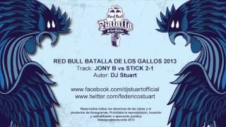 DJ Stuart - Beats Batalla De Los Gallos 2013 (Batallas 1 a 4)