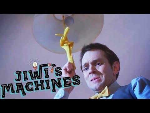 ג'וזף הרשר שוב עושה זאת: המכונה שמסוגלת להחליף נורה