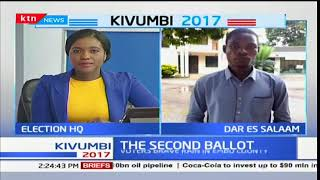 Kenyans in Tanzania join in on the repeat polls