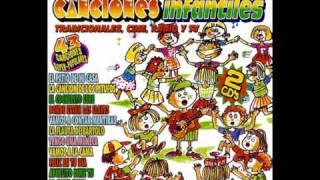 Canciones Infantiles - 26.La Gallina Cocouaua