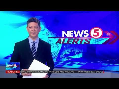 [News5]  NEWS5 ALERTS | October 29, 2020 | 2:00PM