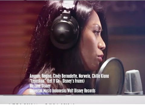 ", title : 'Anggun, Regina, Cindy Bernadette, Nowela, Chilla Kiana - Lepaskan (""Let It Go"" from Disney's Frozen)'"