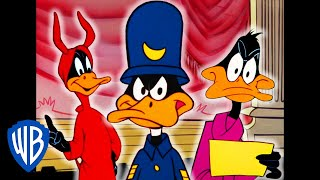 Looney Tunes | Wacky Daffy Duck | Classic Cartoon Compilation | WB Kids