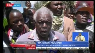 KTN LEO Septemba 13 2016 Wakazi wa eneo la Teleview Eldoret wapinga kujengwa kwa mochari
