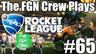 The FGN Crew Plays: Rocket League #65 - Ultimate Keeper