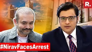 Nirav Modi After Vijay Mallya? | The Debate With Arnab Goswami