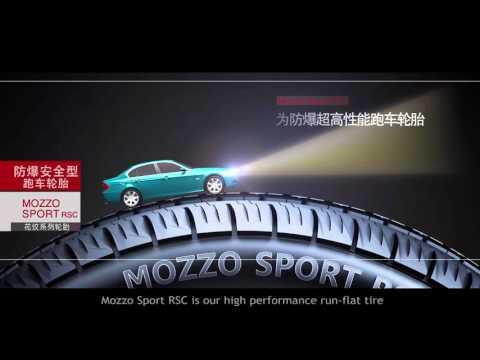 Passenger Car Tire video ---Duraturn Brand