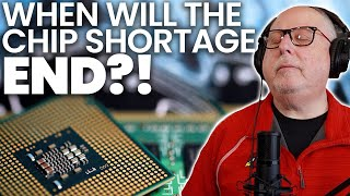 Is The Chip Shortage Getting WORSE? | What's Next for Car Buyers and Automakers?