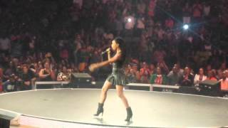 Brandy  Live: What About Us At Megafest Dallas